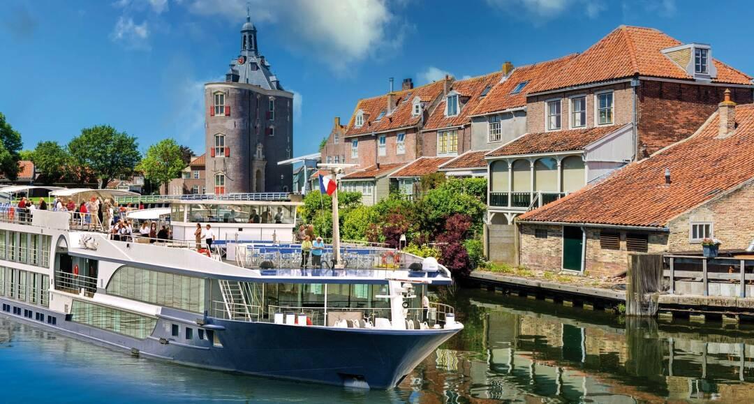 6-daagse Gezinsgids Hollandcruise IJsselmeer & Waddenzee - Nederland