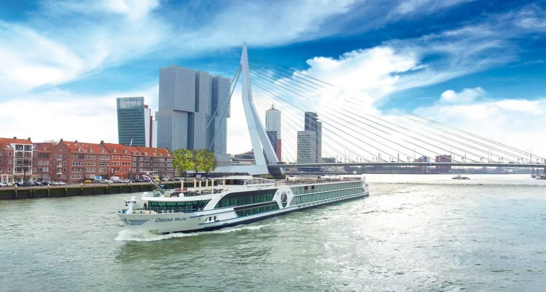 6-daagse cruise historisch Holland, VOC & Hanzesteden - Nederland
