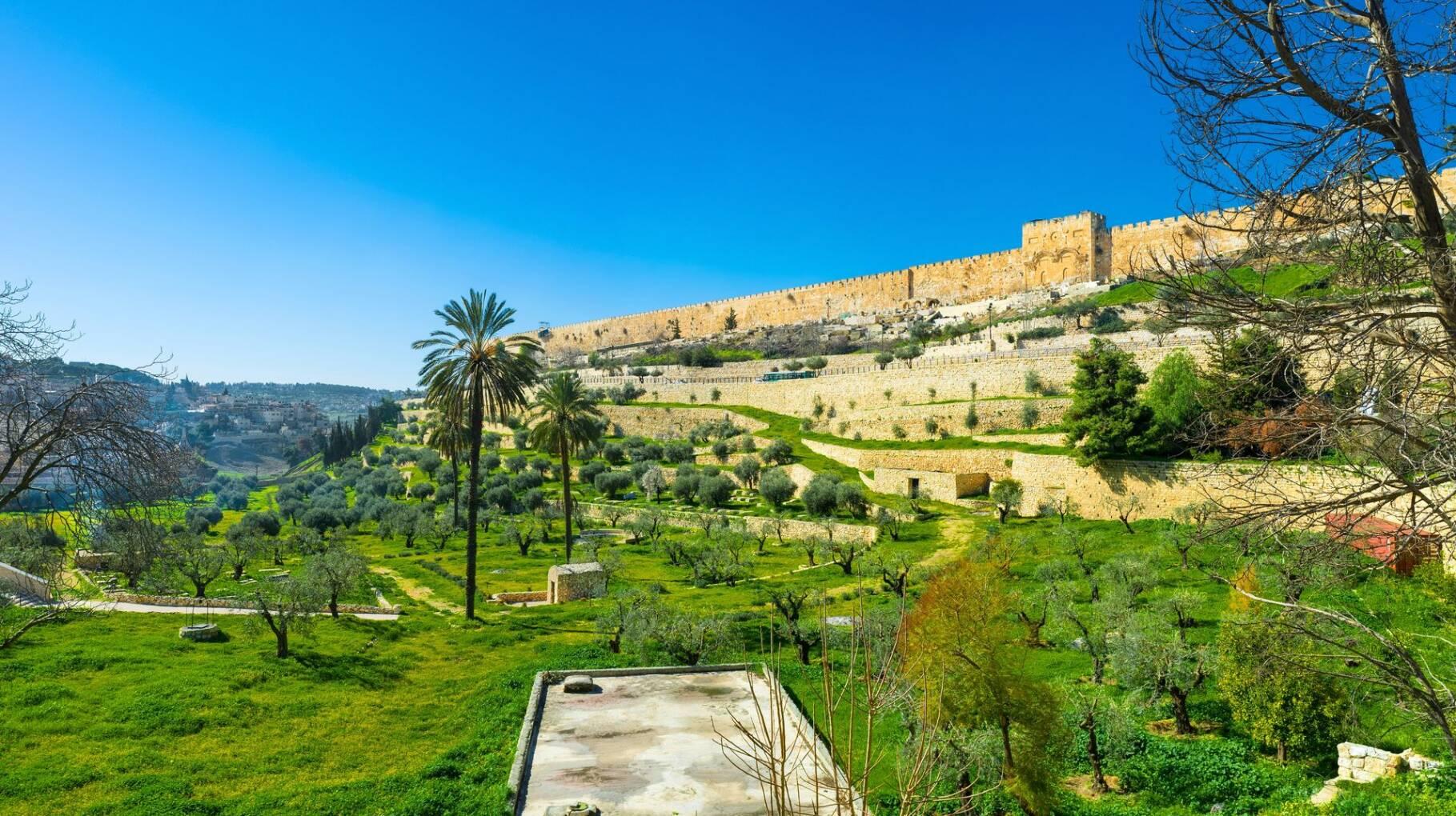 Israël, in het spoor van de Verspieders - Israel - 1