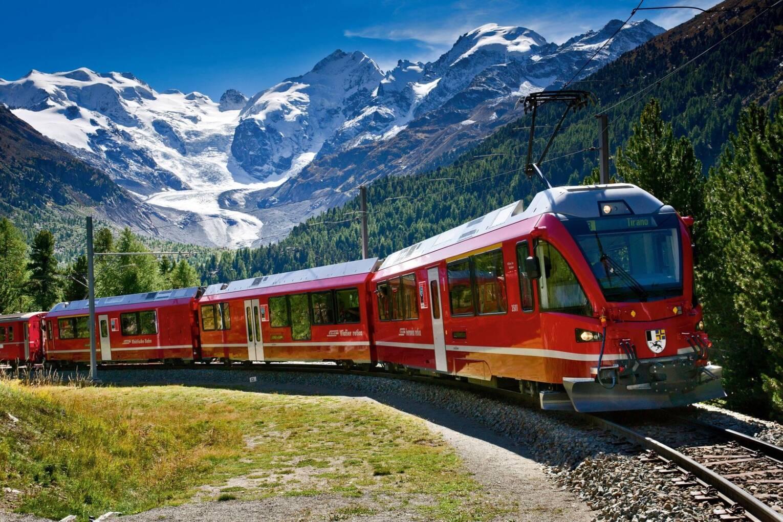 Zwitserse Alpen: logeer in kloosterhotel Disentis  - Zwitserland - 1