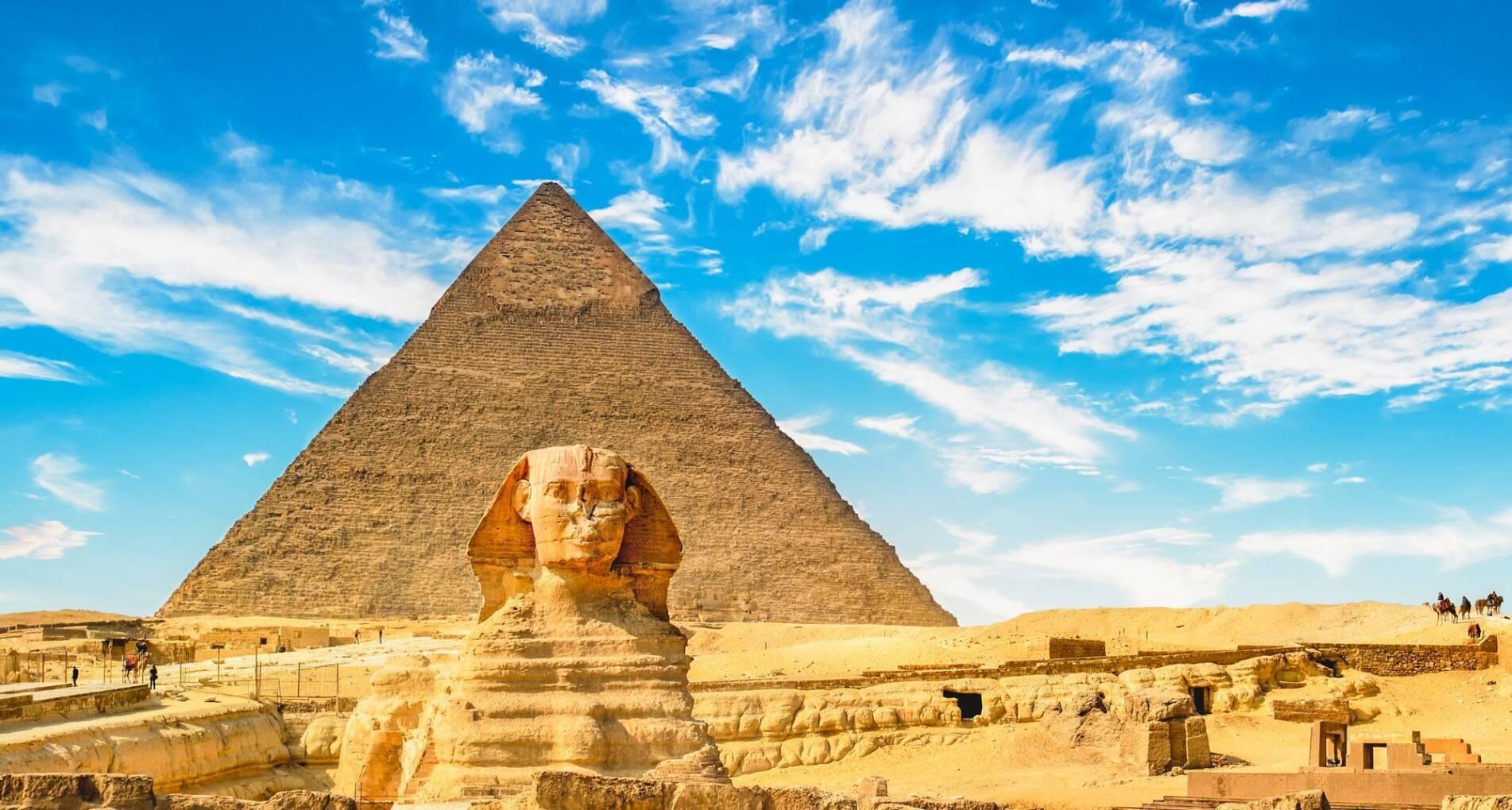 Exodusreis: In de voetsporen van Mozes - Egypte - 1