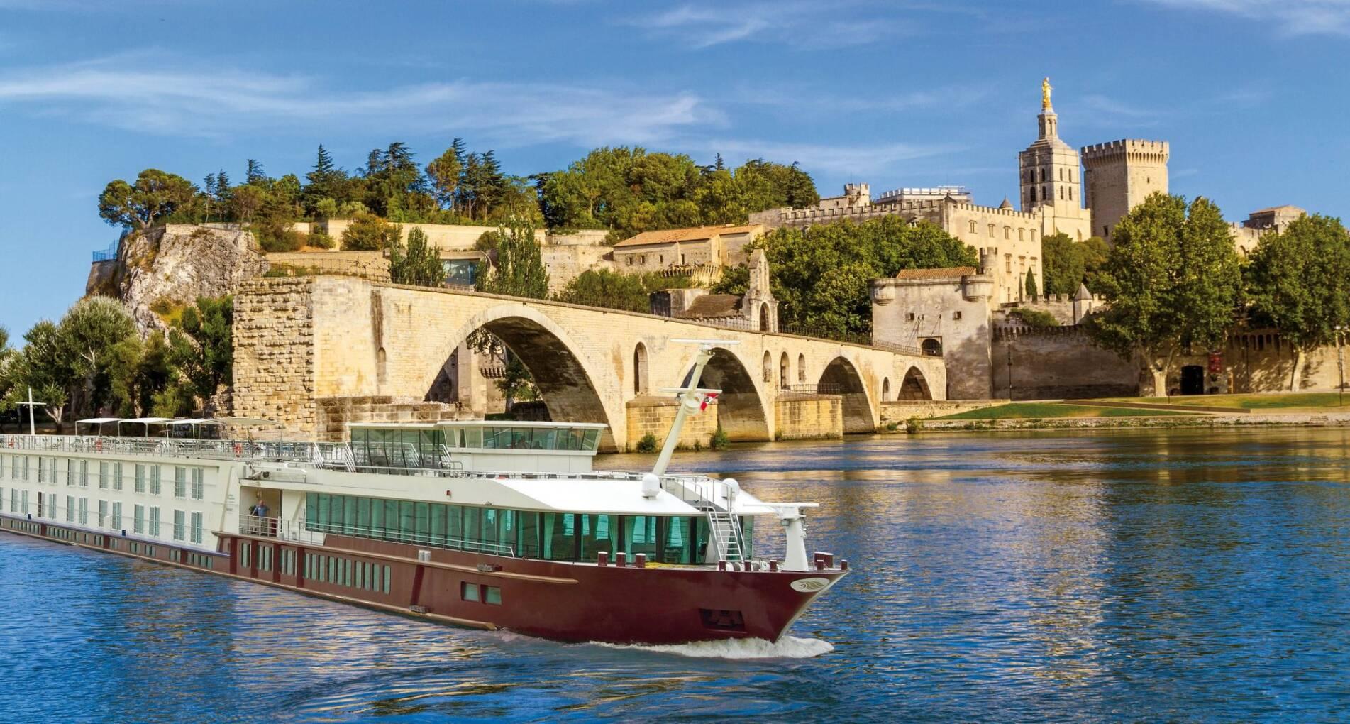 Rhône en Saônecruise - Frankrijk - 1