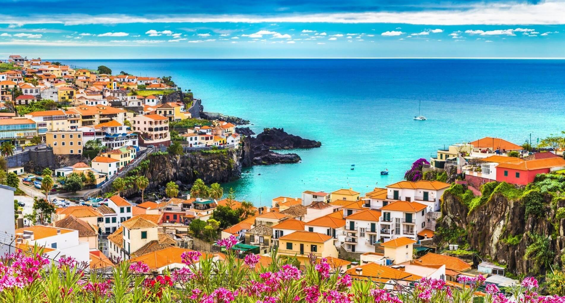 Bloemeneiland Madeira - Portugal - 1