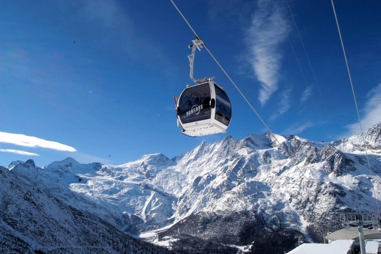 Saas Almagell - ZwitserlandHeerlijk skiën, langlaufen of wandelen in Saas Almagell