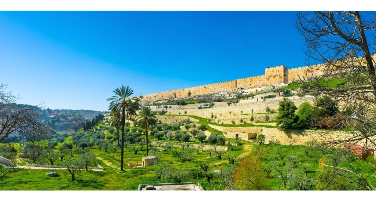 Israël in de herfstvakantie  - IsraelJeruzalem Oude Stad