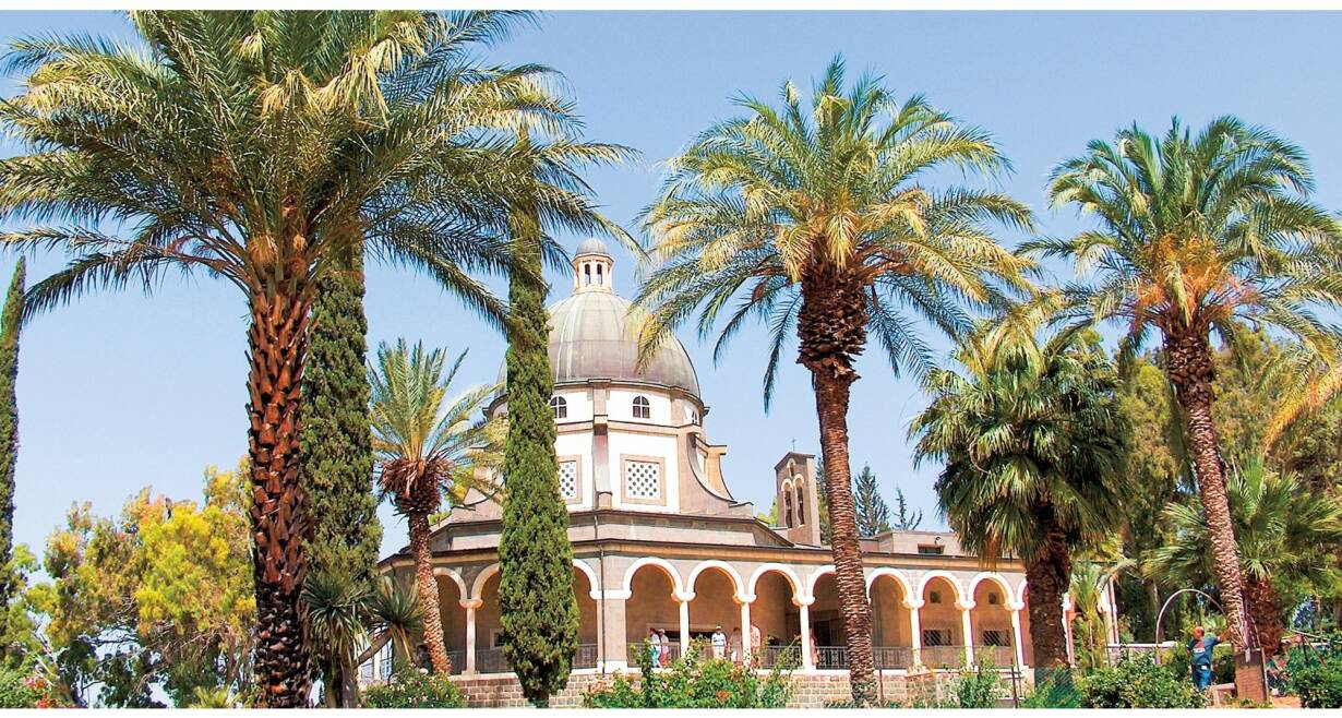 Israël in de herfstvakantie  - IsraelCaesarea - Karmel - Sachne - Tiberias
