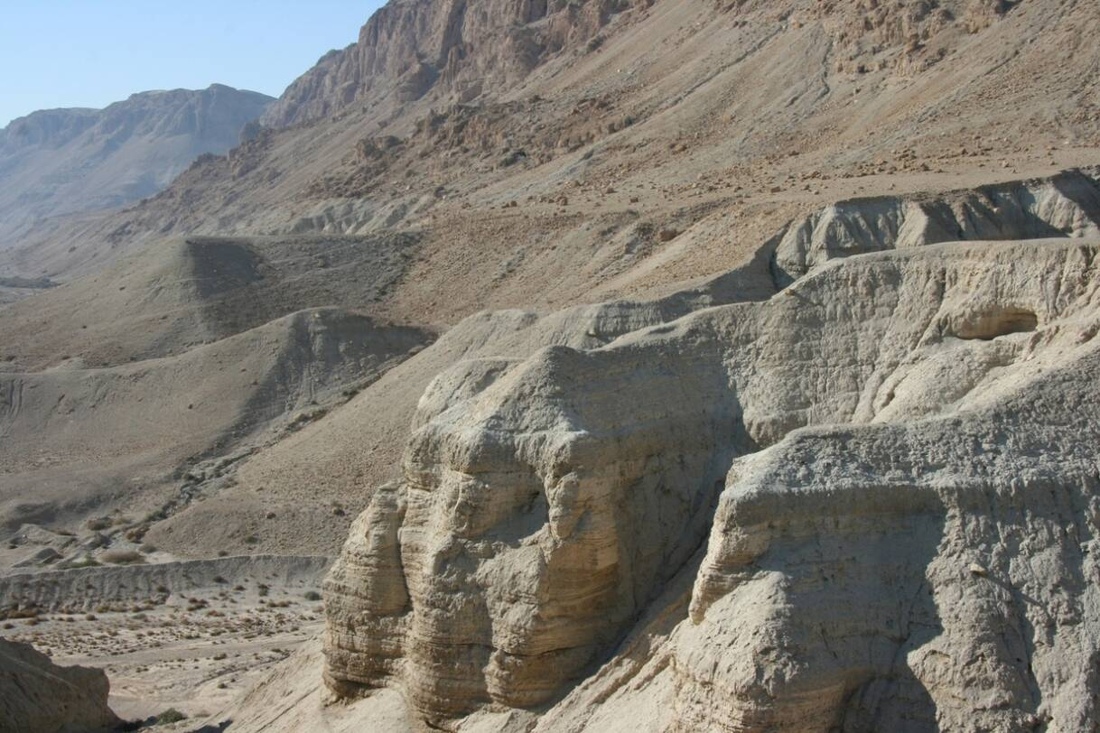 Israël in de herfstvakantie  - IsraelMassada - Qumran - Ein Gedi - Dode Zee