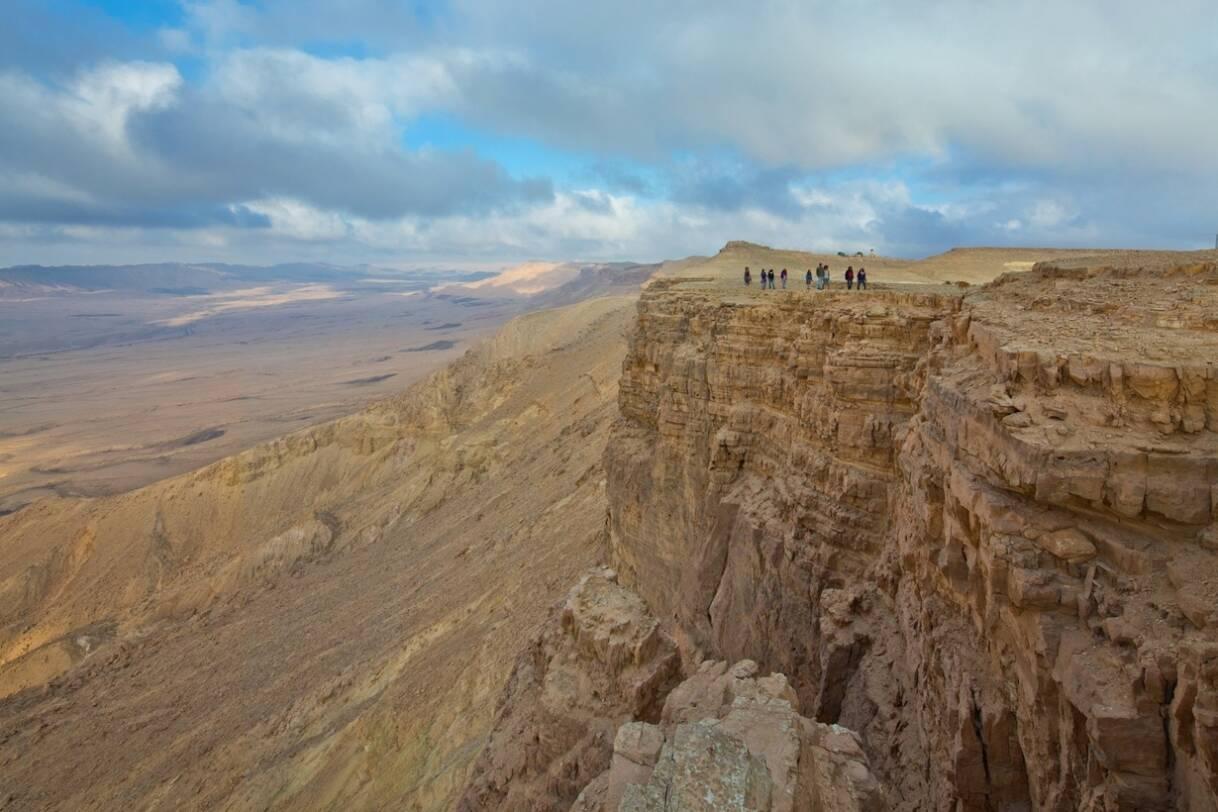 Israël, in het spoor van de Verspieders - Israel Zin Woestijn