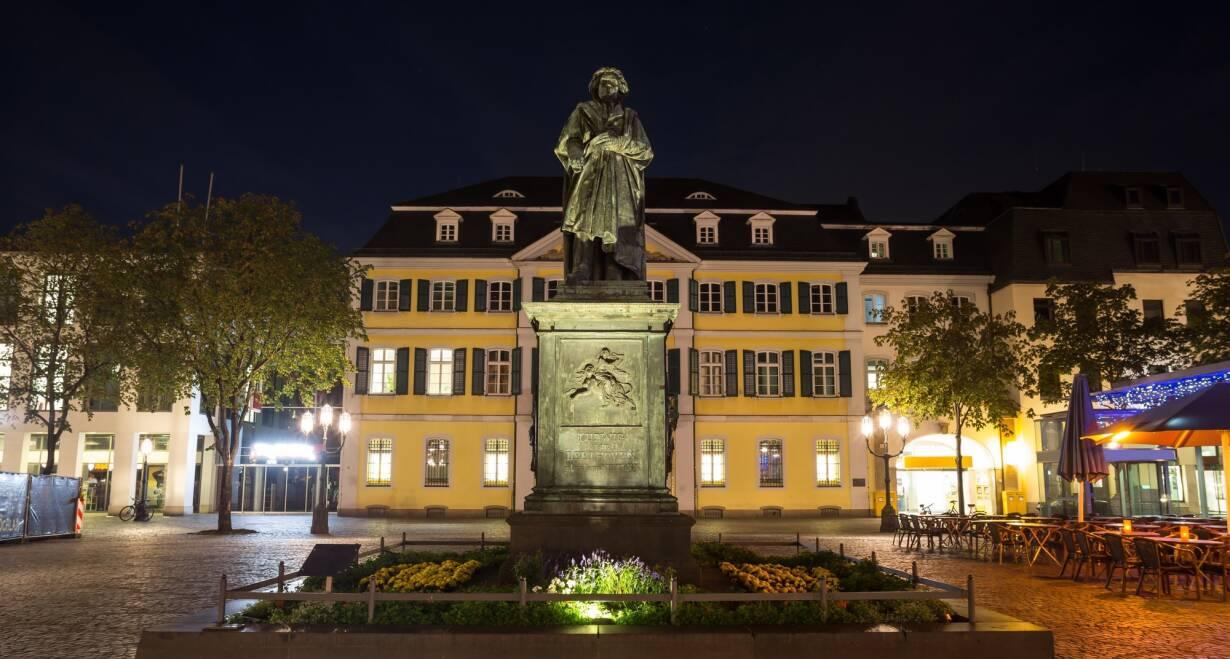 Zingen van Advent - DuitslandZingen van Advent in de Stiftskirche van Bonn
