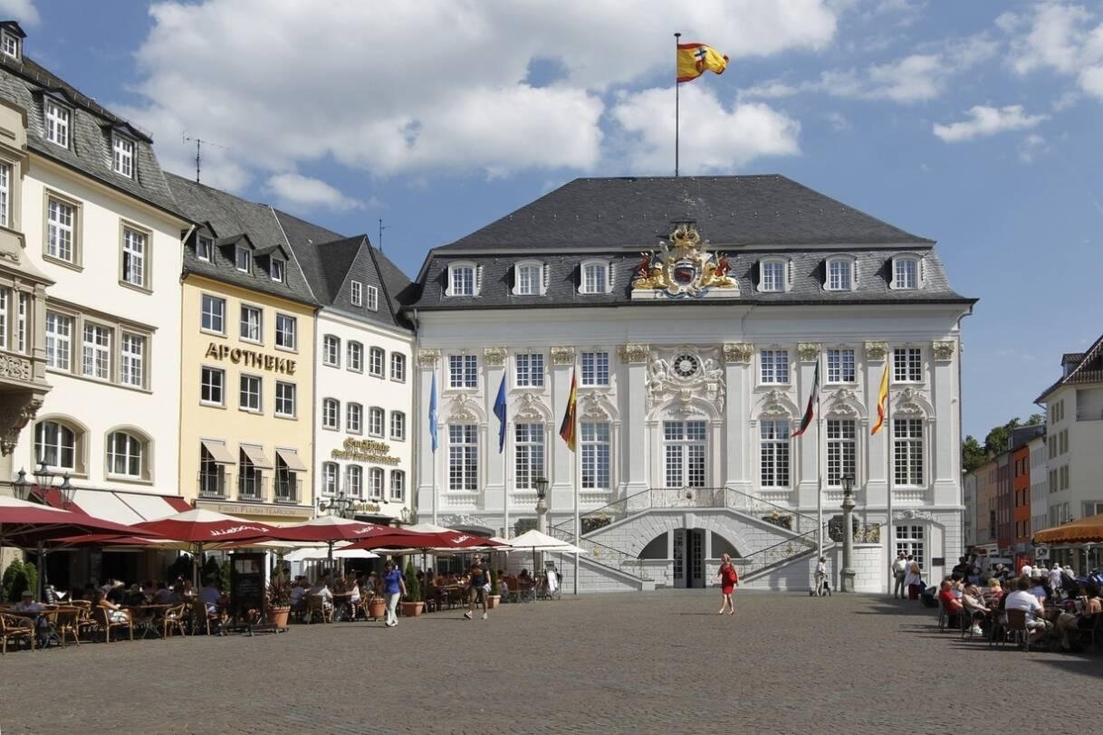 7-daagse Gezinsgids Rijncruise - DuitslandVaren Bonn - Keulen