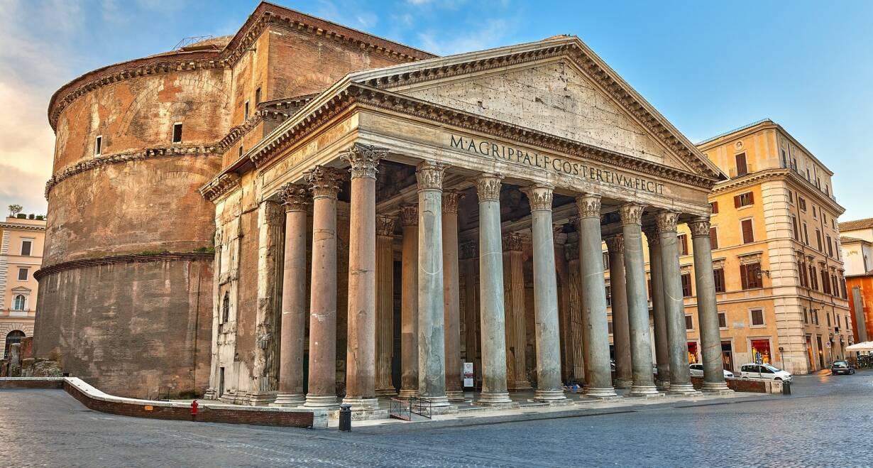 Rome: Van de vroege kerk, apostelen en keizers  - ItaliëTerugreis