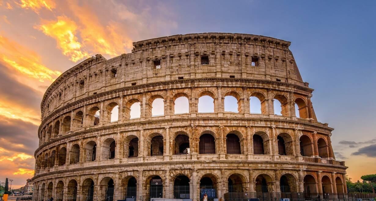Rome: Van de vroege kerk, apostelen en keizers  - ItaliëRome, de kerk en de keizers
