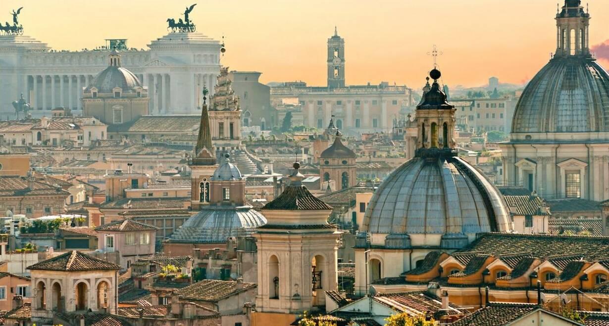 Rome: Van de vroege kerk, apostelen en keizers  - ItaliëRome en de Christelijke Kerk