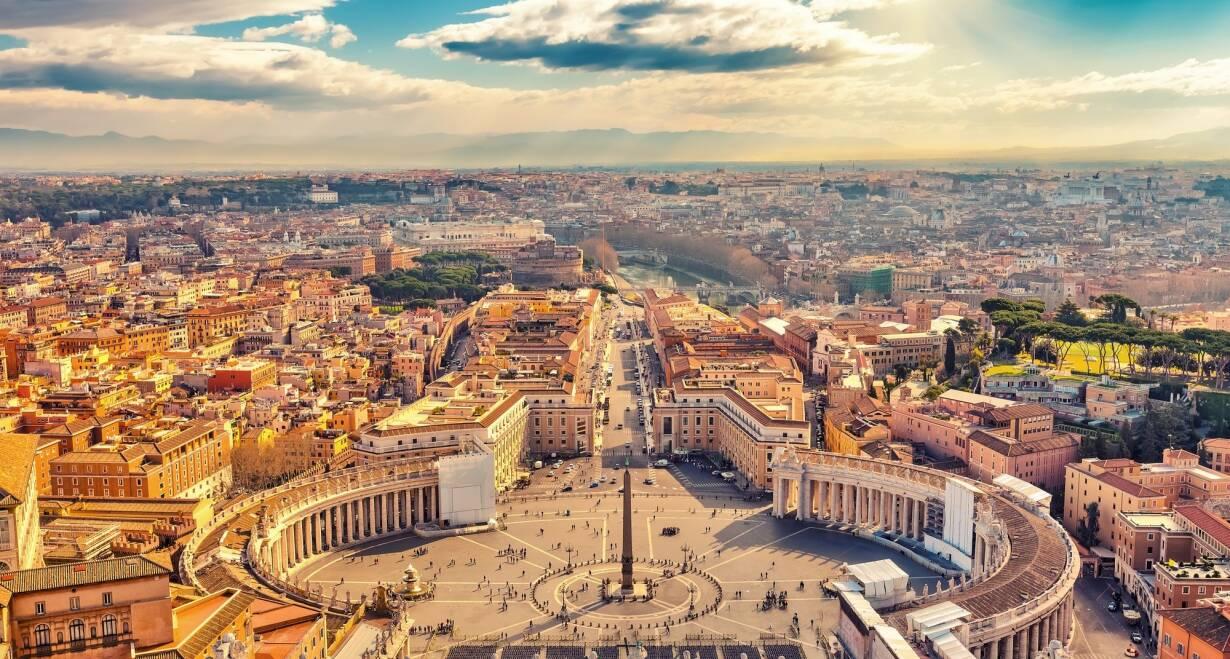 Rome: Van de vroege kerk, apostelen en keizers  - ItaliëArchitectuur & Kunst
