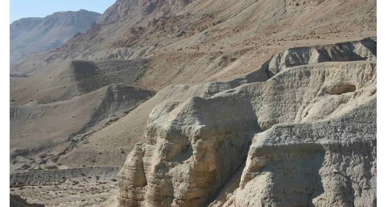 Israël, in het spoor van de Verspieders - IsraelMitzpe Ramon – Ein Gedi – Qumran - Dode Zee