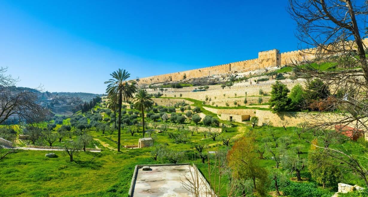 Israël, in het spoor van de Verspieders - IsraelJeruzalem – Oude stad