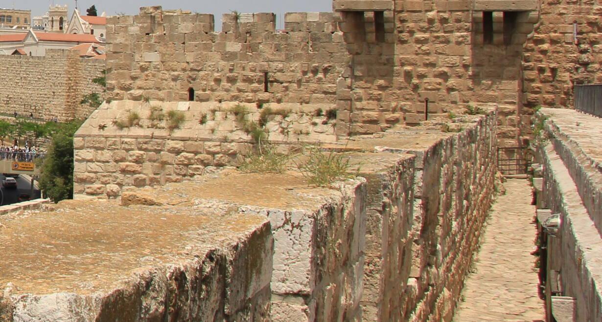 Israël en het Overjordaanse - IsraelIsraëlmuseum en de muren van Jeruzalem