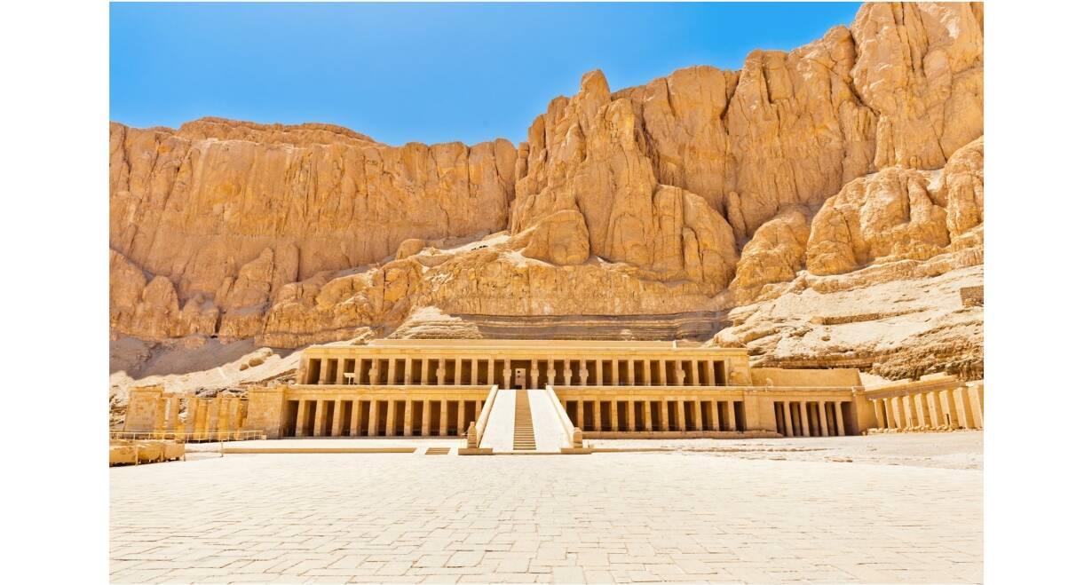 Exodusreis: In de voetsporen van Mozes - EgypteLuxor en de Vallei der Koningen