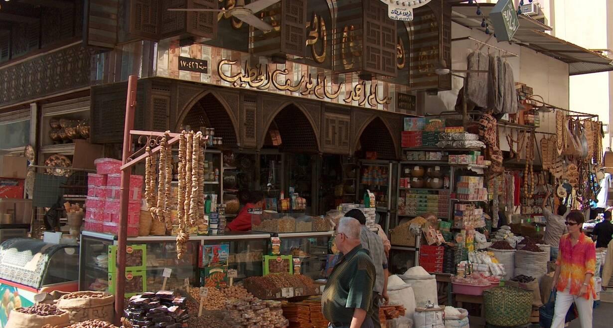 Exodusreis: In de voetsporen van Mozes - EgypteKoptisch Cairo en de souks
