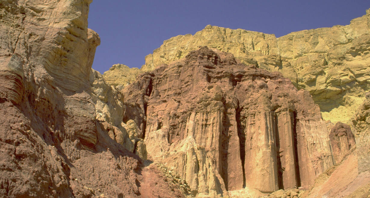 Exodusreis: In de voetsporen van Mozes - EgypteVia de Sinaï naar Israël