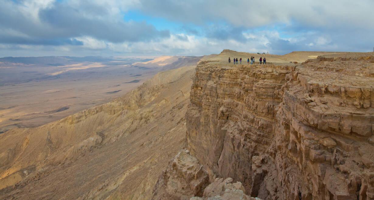 Exodusreis: In de voetsporen van Mozes - EgypteRode Zee, onderwaterobservatorium – Zin Woestijn - Ein Avdat