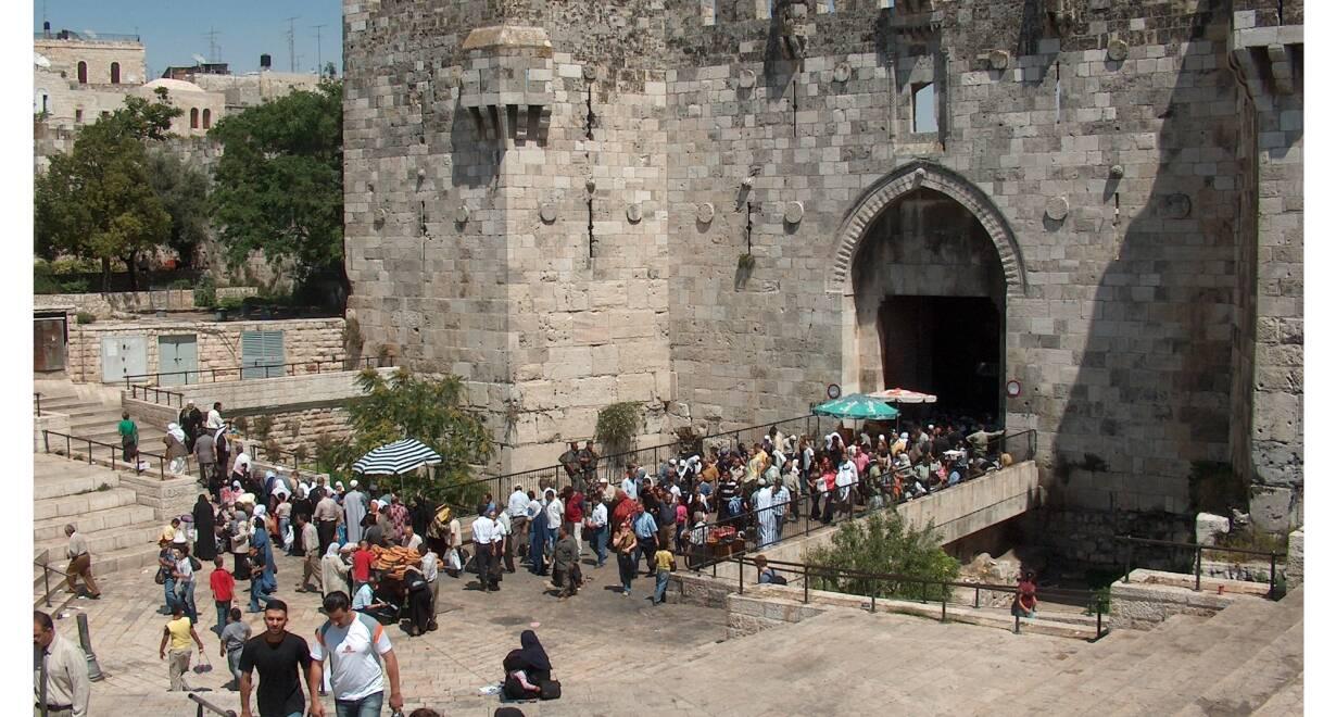 Exodusreis: In de voetsporen van Mozes - EgypteOude stad Jeruzalem