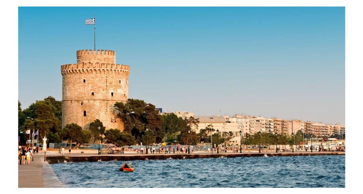 Paulusreis: met bezoek aan Thessaloniki, Korinthe en Athene - GriekenlandKavala-Filippi-Thessaloniki