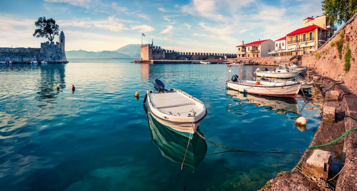 Paulusreis: met bezoek aan Thessaloniki, Korinthe en Athene - GriekenlandDagtocht naar eiland Hydra
