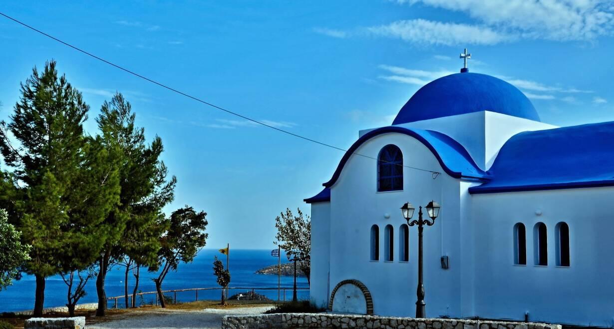 Paulusreis: met bezoek aan Thessaloniki, Korinthe en Athene - GriekenlandRustdag