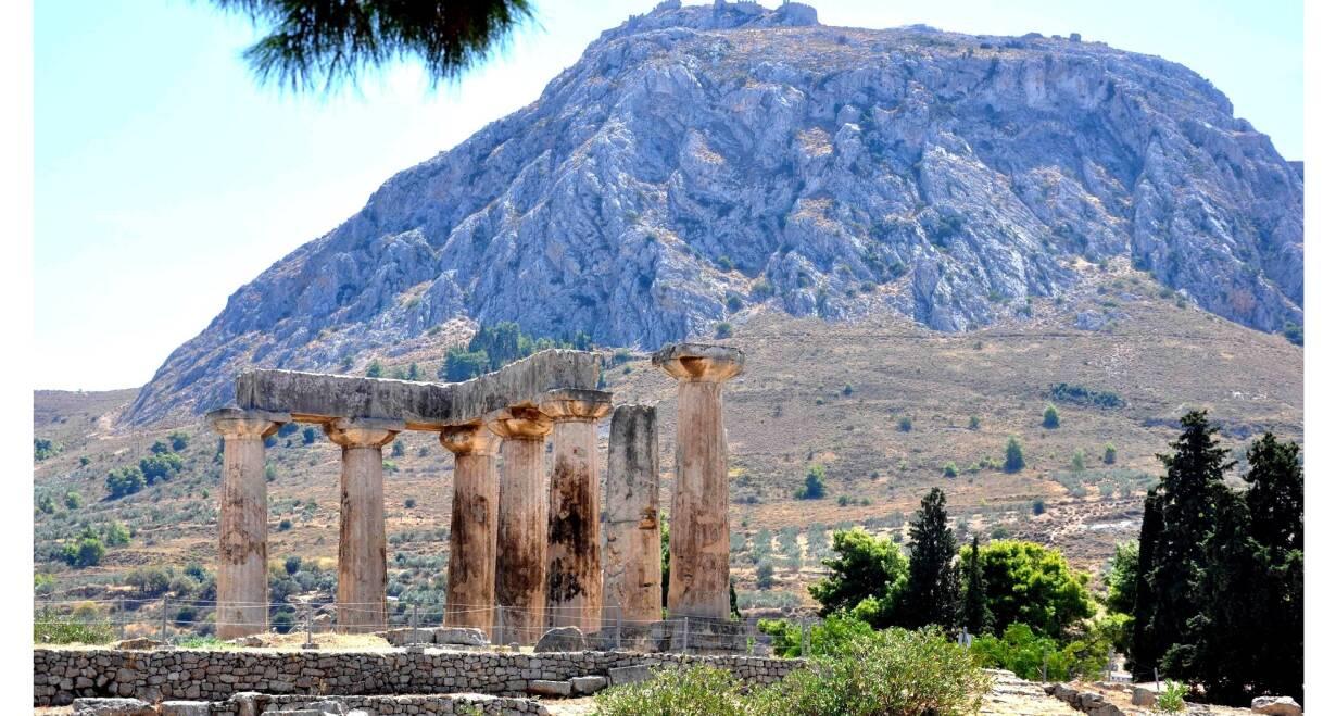 Paulusreis: met bezoek aan Thessaloniki, Korinthe en Athene - GriekenlandEpidaurus-Kanaal van Korinthe