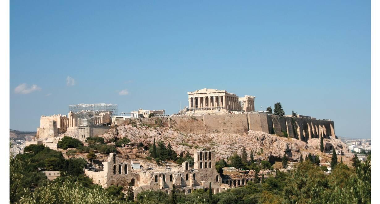 Paulusreis: met bezoek aan Thessaloniki, Korinthe en Athene - GriekenlandStadstour Athene