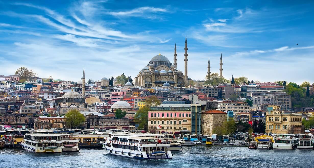 De zeven gemeenten van Klein-Azië - TurkijeIstanbul