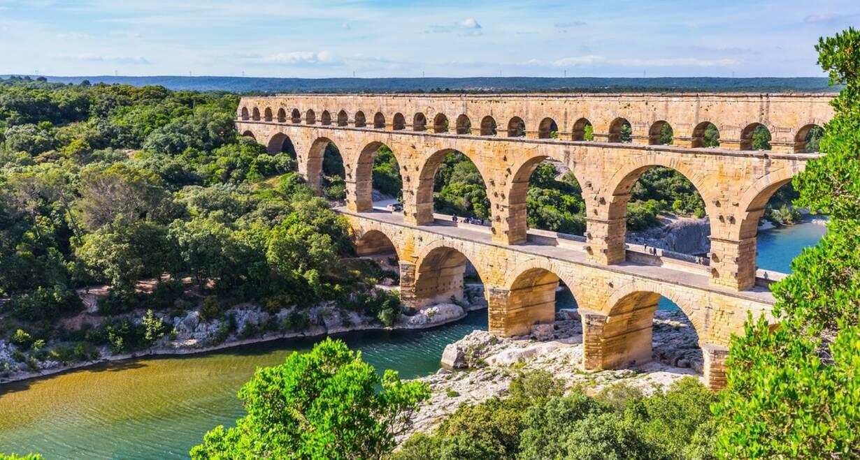 Rhône en Saônecruise - FrankrijkVaren Arles - Avignon - La Voulte