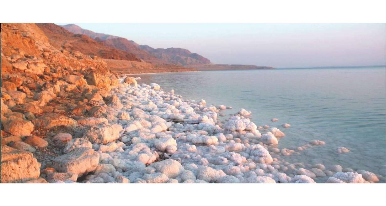 Exodusreis: In de voetsporen van Mozes - EgypteKopermijnen van Salomo - Massada - Dode Zee
