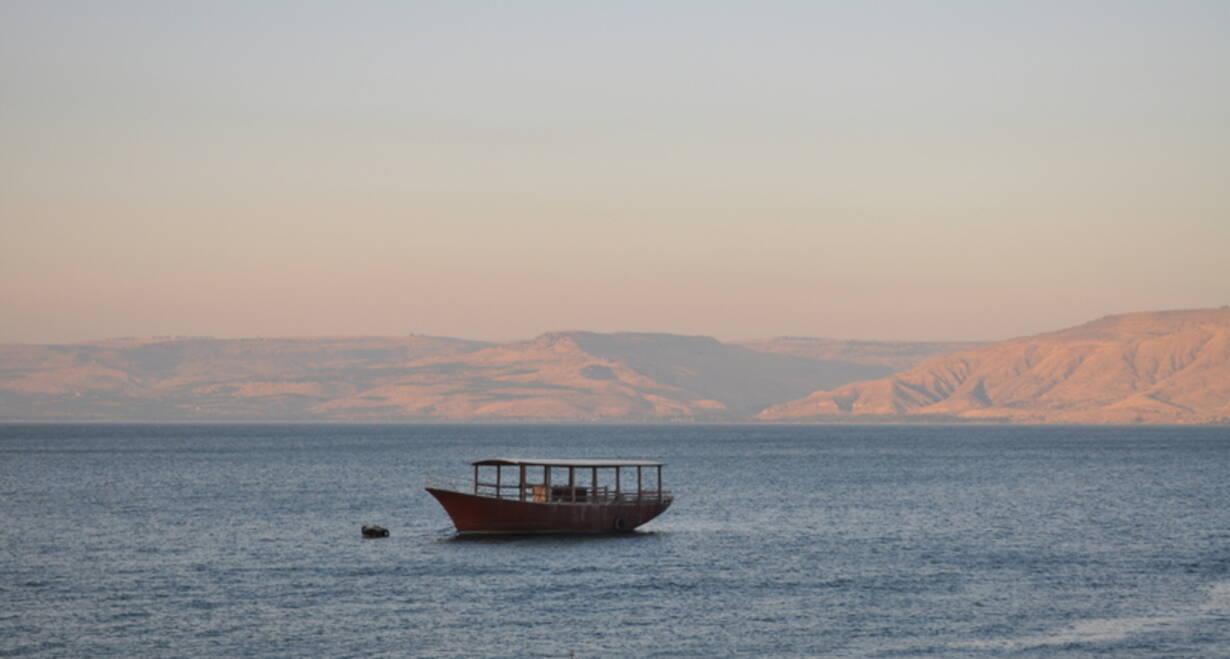 Israël en het Overjordaanse 13 dgn. - IsraelMeer van Galilea en Sachne