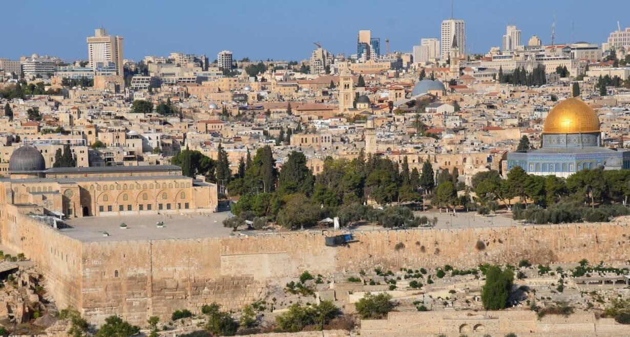 Israël en het Overjordaanse 13 dgn. - IsraelOude stad Jeruzalem