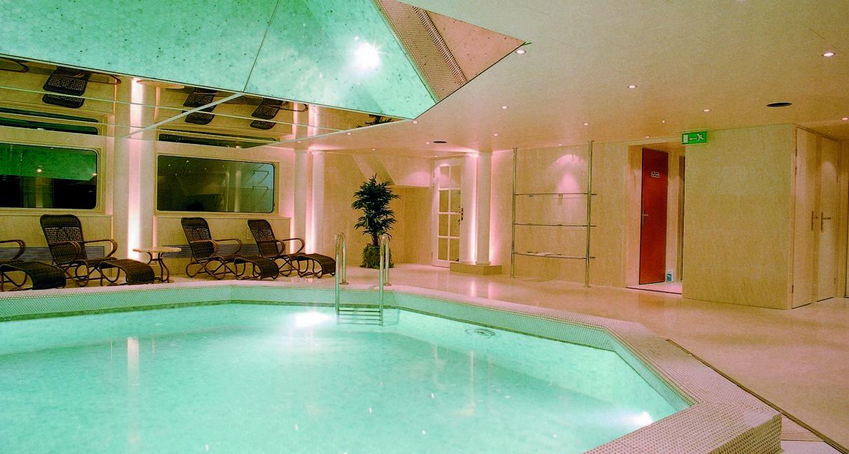 Rijn en Moezel in Herfsttooi - DuitslandBinnenzwembad, sauna en solarium