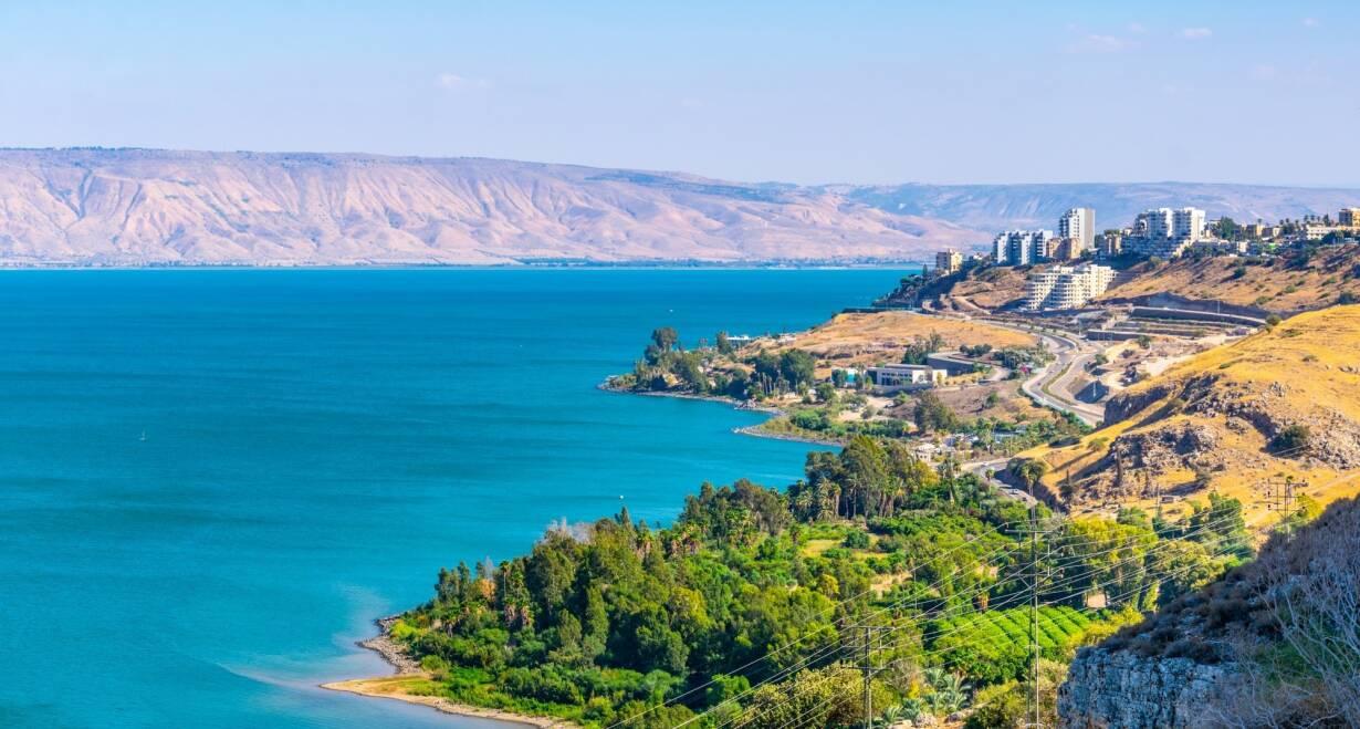 9-daagse rondreis Israël o.l.v. Ds. J.H. Lammers - IsraelGalilea