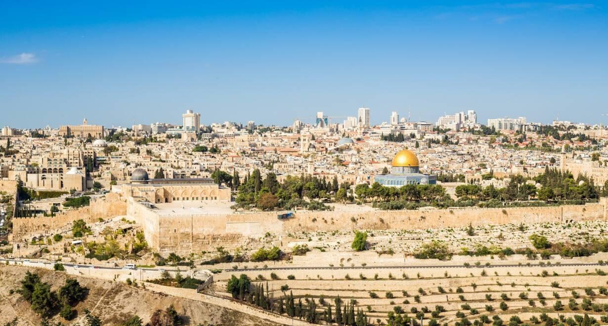 9-daagse rondreis Israël o.l.v. Ds. J.H. Lammers - IsraelJeruzalem, Oude Stad