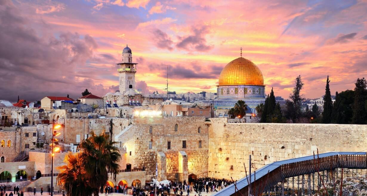 9-daagse rondreis Israël o.l.v. Ds. J.H. Lammers - IsraelTel Aviv - Amsterdam