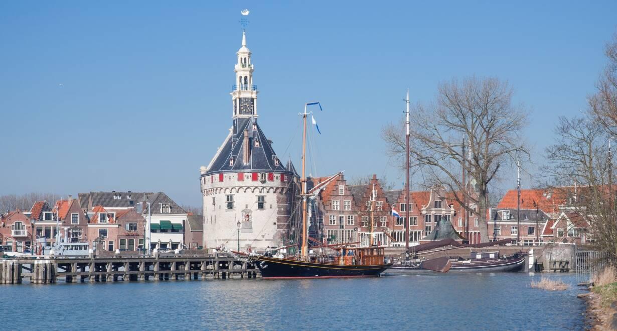 6-daagse cruise historisch Holland, VOC & Hanzesteden - NederlandHistorische ontdekkingstocht in Hoorn