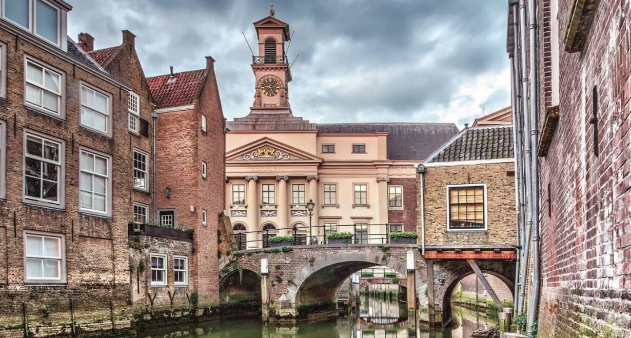 6-daagse cruise historisch Holland, VOC & Hanzesteden - NederlandIdyllisch concert in de Dordtse Dom