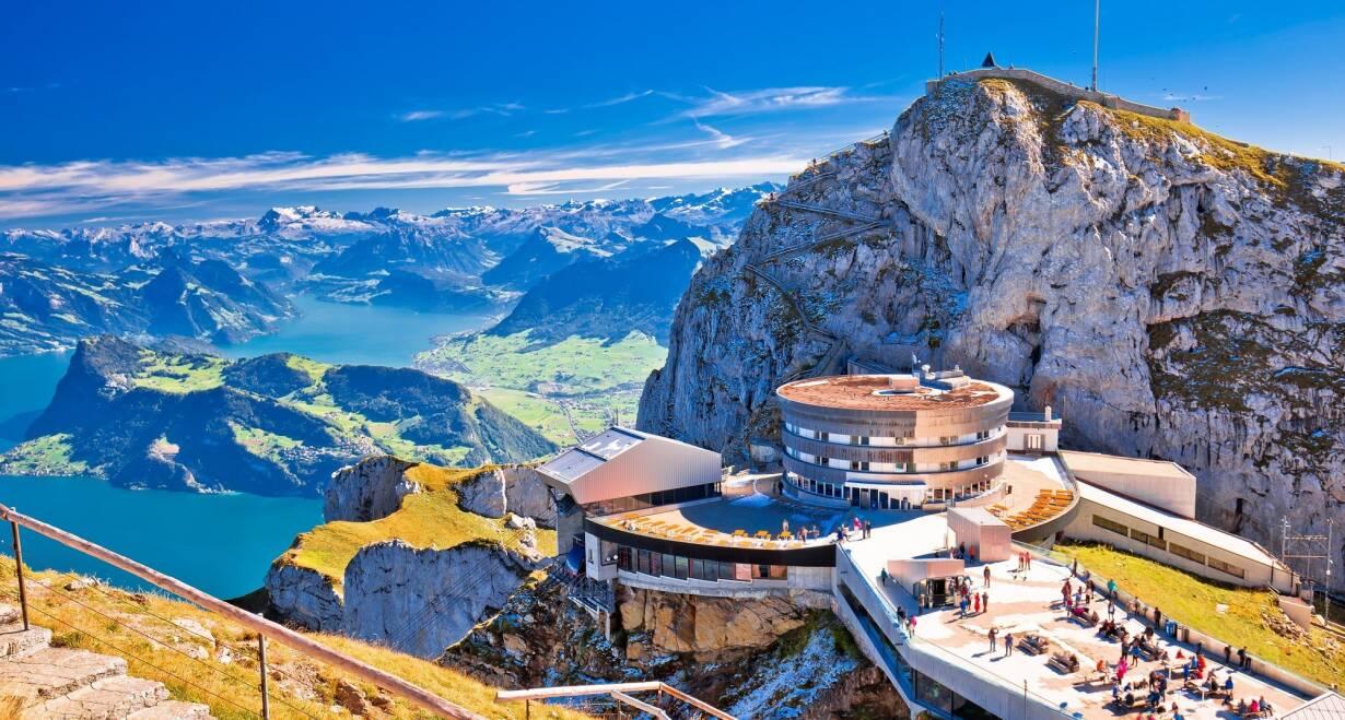 15-daagse Vierlandencruise naar Basel in Zwitserland, Berg- en Dalvaart - DuitslandBasel en de Zwitserse Alpenwereld
