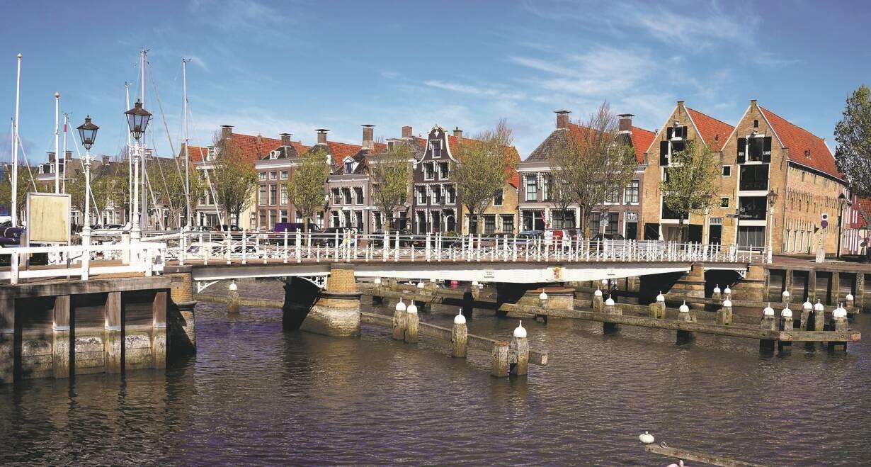6-daagse Gezinsgids Hollandcruise IJsselmeer & Waddenzee - NederlandStavoren – Harlingen