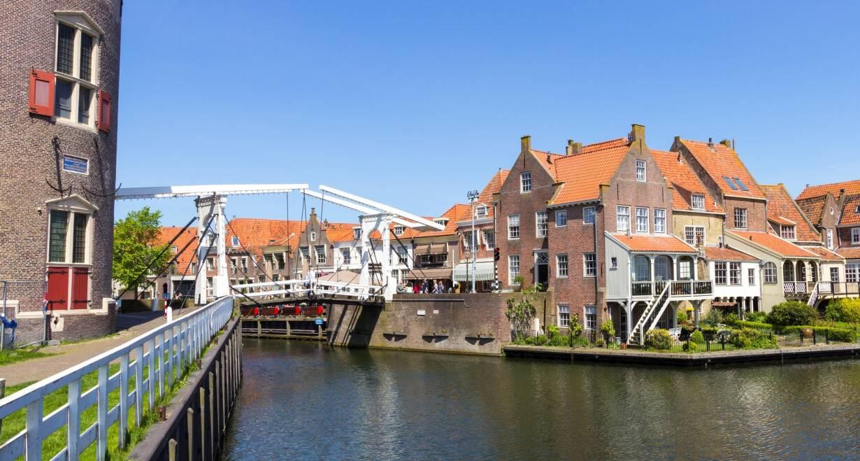 6-daagse Gezinsgids Hollandcruise IJsselmeer & Waddenzee - NederlandEnkhuizen – Lelystad